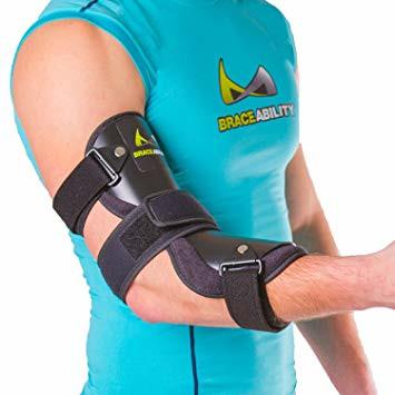 Orthèse limitant la flexion du coude